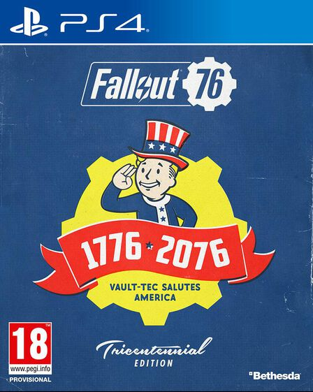 BETHESDA - Fallout 76 [Pre-owned]
