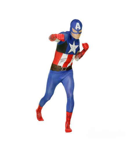 MORPHSUITS - Captain America Morphsuit