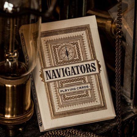 THEORY11 - Theory11 Navigator Playing Cards