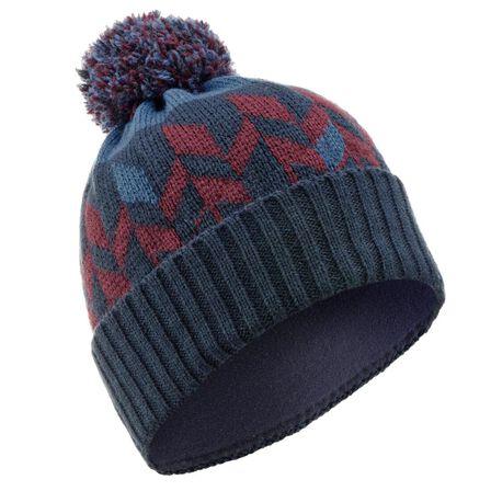 WEDZE - Unique Size  Far North Adult Ski Hat, Deep Chocolate Truffle