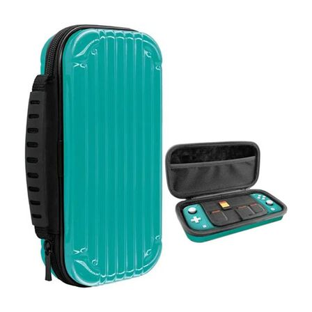 GAMEWILL - Gamewill Hard Shell Carry Case Turquoise for Nintendo Switch Lite