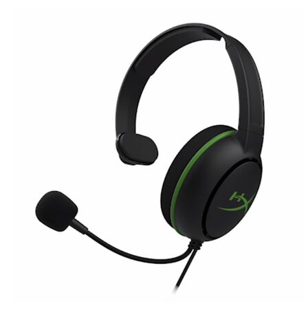 HYPERX - HyperX Cloud Chat Black Gaming Headset for Xbox One/Series X