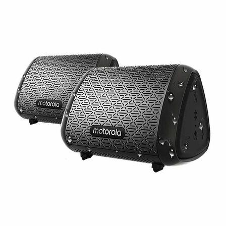 MOTOROLA - Motorola Sonic Sub 340 Bass Twin Bluetooth Speaker