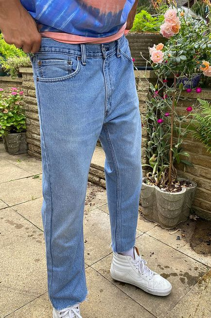 Urban Outfitters - Denim Urban Renewal Vintage Levi's Tapered Jeans