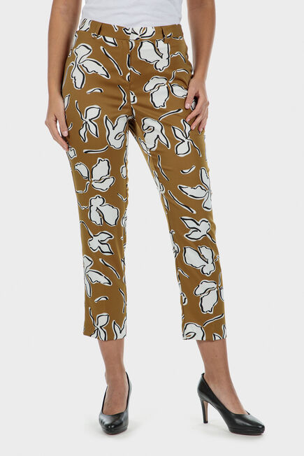 Punt Roma - Leaves trousers