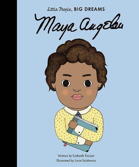 QUARTO - Little People Big Dreams Maya Angelou