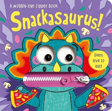 IMAGINE THAT PUBLISHING LTD - Snackasaurus!