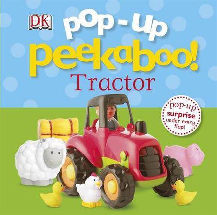 PENGUIN BOOKS UK - Pop Up Peekaboo Tractor