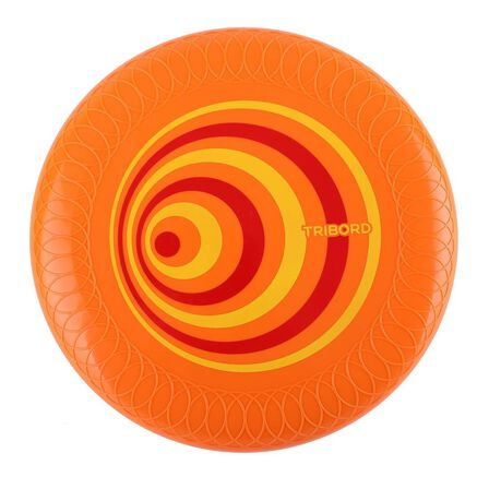 OLAIAN - Unique Size  D125 Flying Disc - Dynamic, Orange