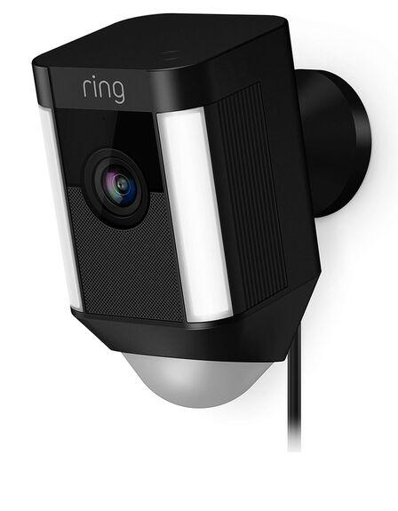 RING - Ring Hardwired Cam Black