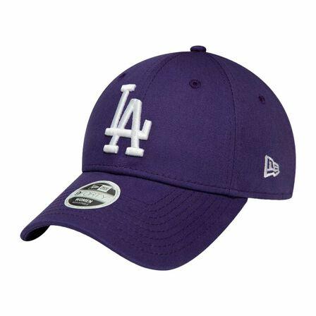 NEW ERA - New Era League Essential LA Dodgers Women's Cap Dark Purple