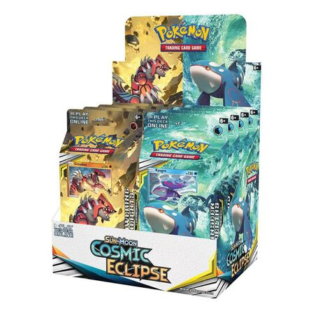 POKEMON TCG - Pokemon TCG Sun & Moon 12 Cosmic Eclipse Theme Deck [Includes 1]
