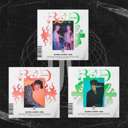JYP ENTERTAINMENT - Super Juniord&E Bad Blood 4Th Mini Album | Super Junior
