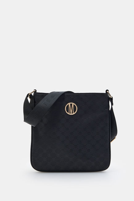 Mohito -  Satchel Bag With Adjustable Strap - Black