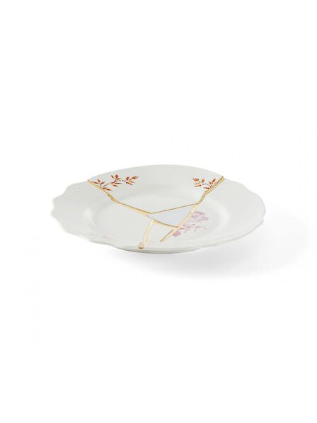 Seletti - Kintsugi Dessert Plate