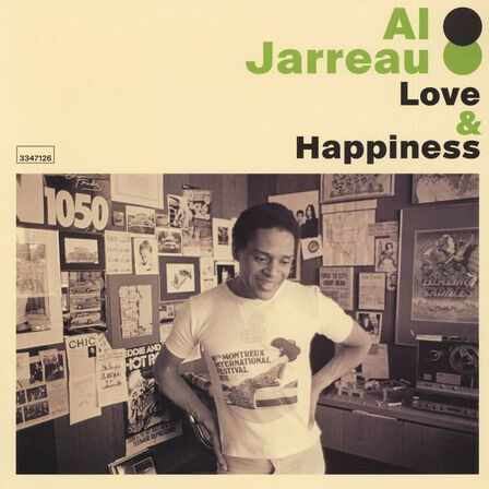 WAGRAM - Love & Happiness   Al Jarreau