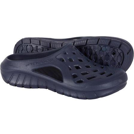 NABAIJI - Men's pool clogs 100 dark blue, EU 45