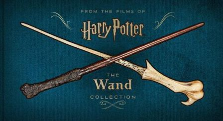 INSIGHT EDITIONS - Harry Potter - The Wand Collection