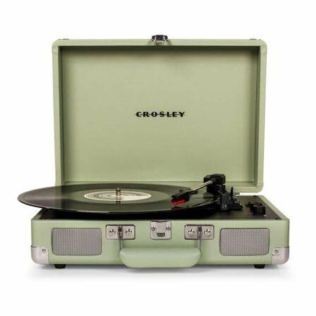 CROSLEY - Crosley Cruiser Deluxe Turntable Mint