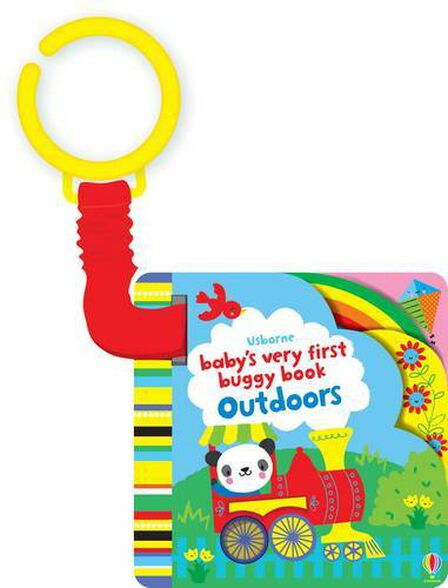 USBORNE PUBLISHING LTD UK - Baby's Very First Buggy Book Outdoors
