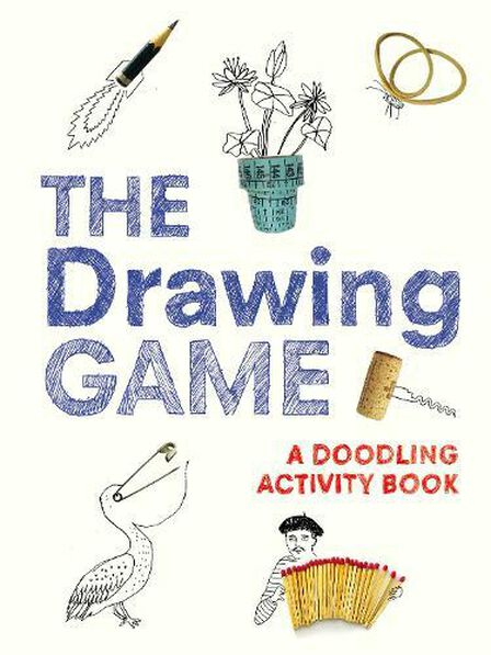 LAURENCE KING UK - The Drawing Game
