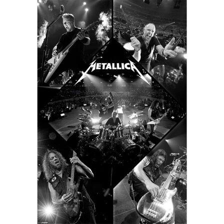 PYRAMID POSTERS - Metallica Live Maxi Poster