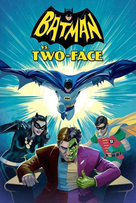WARNER HOME VIDEO - Batman vs. Two-Face