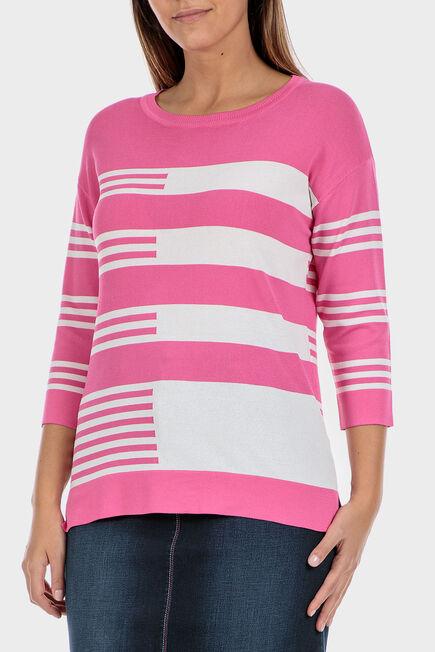 Punt Roma - Intarsia sweater