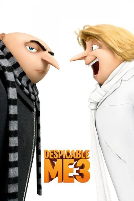 UNIVERSAL STUDIOS - Despicable Me 3 [3D Blu-Ray] [2 Disc Set]