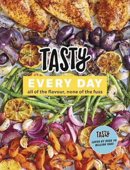 RANDOM HOUSE UK - Tasty Every Day All of the Flavour None of the Fuss