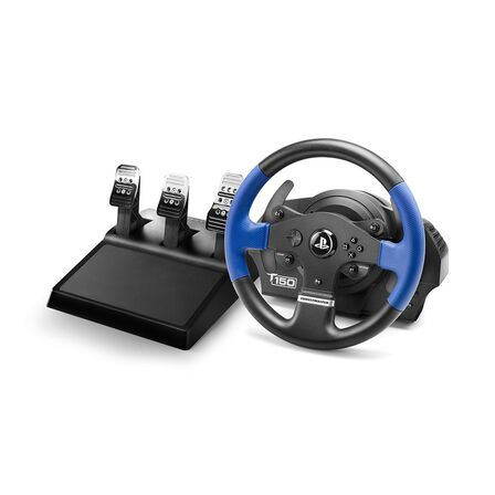 THRUSTMASTER - Thrustmaster T150 PRO Force Feedback Racing Wheel for PS4
