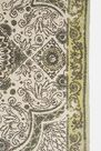 Urban Outfitters - Green Iona Medallion 2X3 Rug