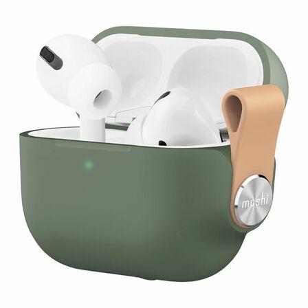 MOSHI - Moshi Pebbo Mint Green for Airpods Pro