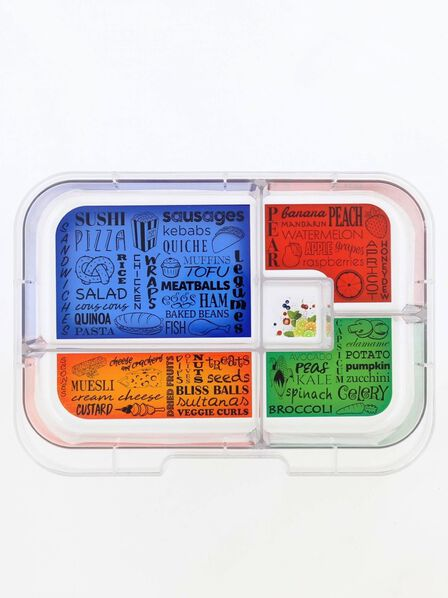 MUNCHBOX - Munchbox Midi5 Artwork Trays