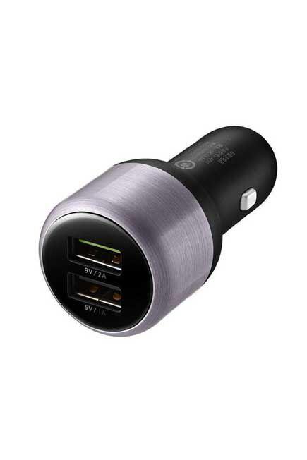 Huawei - Huawei Type C AP31 Car Charger Black