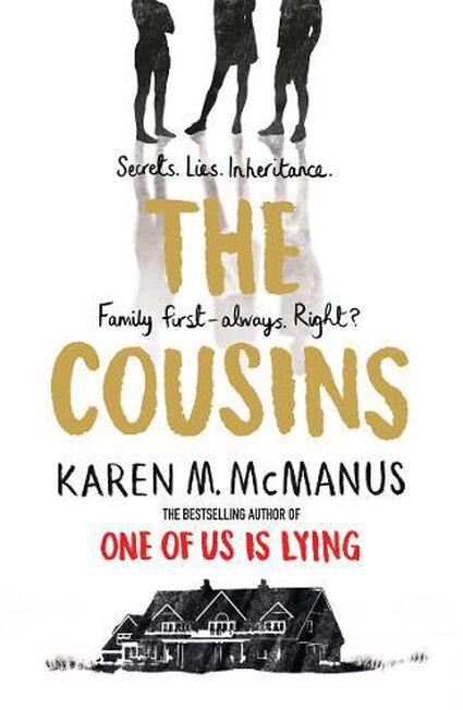 PENGUIN BOOKS UK - The Cousins