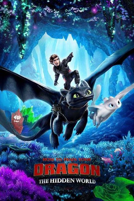UNIVERSAL STUDIOS - How to Train Your Dragon The Hidden World