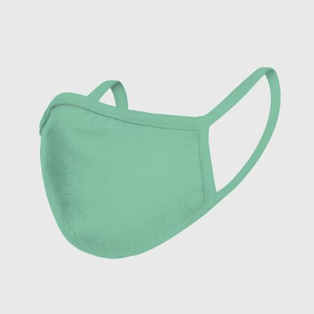 MISTER TEE - Mister Tee Cotton Face Mask Neomint