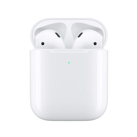 APPLE - Apple AirPods with Wireless Charging Case