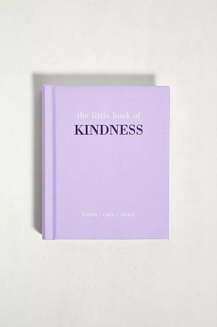Urban Outfitters - Assorted The Little Book Of Kindness: Listen. Care. Share