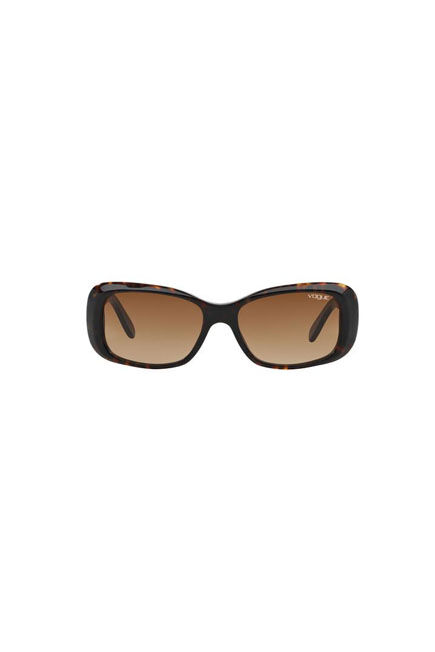 VOGUE - Tortoise Rectangle Eyewear VO2606S