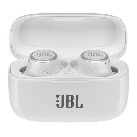 JBL - JBL Live 300TWS White True Wireless In-Ear Earphones with Smart Ambient
