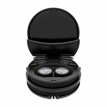 MOTOROLA - Motorola Tech 3 3-In-1 Smart True Wireless In-Ear Earbuds Titanium Black