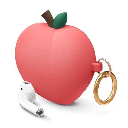 ELAGO DESIGN - Elago Peach Hang Case Red for AirPods