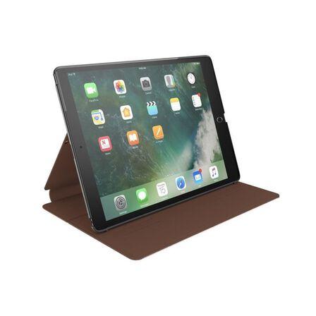SPECK - Speck Balance Leather Folio Case Walnut Brown for iPad 9.7 Inch
