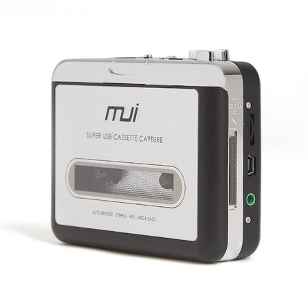 MJI - MJI Super USB Cassette to Mp3 Converter
