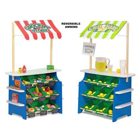 MELISSA & DOUG - Melissa & Doug Grocery Store/Lemonade Stand