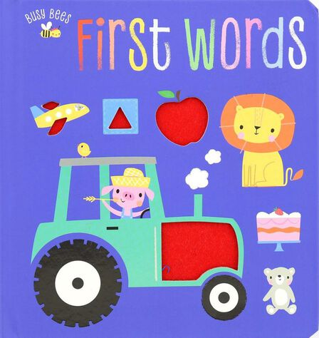 MAKE BELIEVE IDEAS UK - Busy Bees First Words