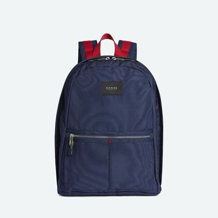 STATE BAGS - State Bedford Navy Backpack