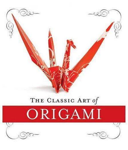 PERSEUS BOOKS GROUP USA - Classic Art Of Origami Kit